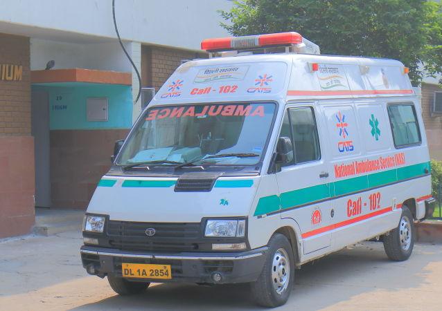 印度一男孩掉進沸騰湯鍋並因嚴重燙傷死亡