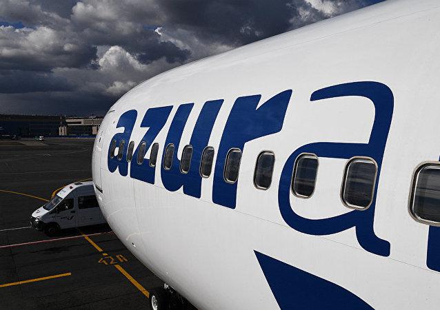 AZUR Аir航空公司的客機