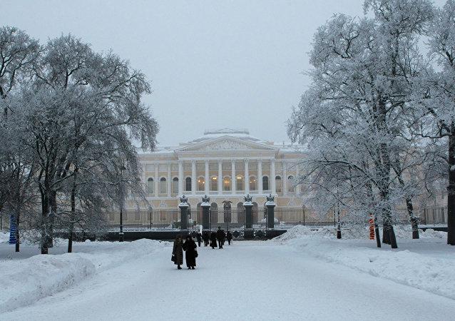 俄羅斯博物館一幅畫作下發現「遺失的」普希金肖像