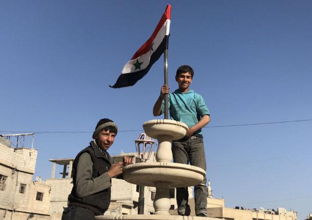 中國外交部:敘利亞的前途命運應當由敘人民自主決定