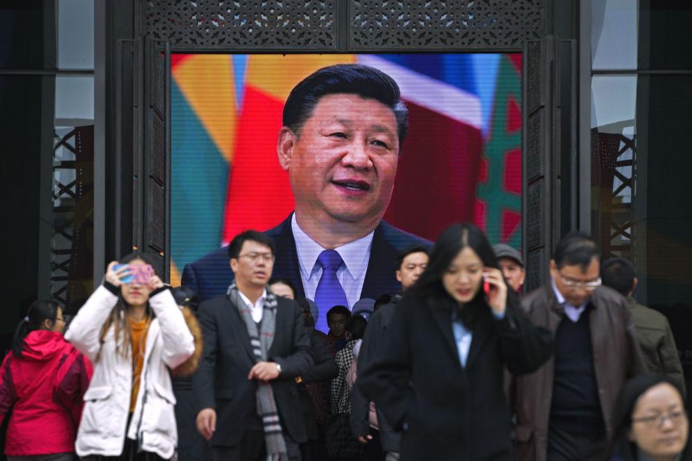 深圳現代藝術博物館舉辦改革開放40週年紀念展。