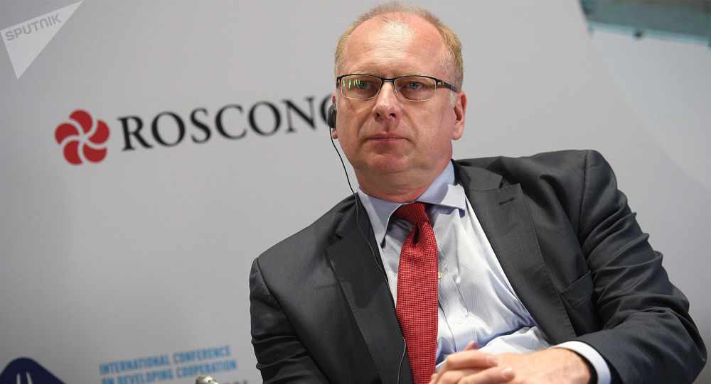 俄羅斯歐洲企業協會會長弗蘭克∙紹夫