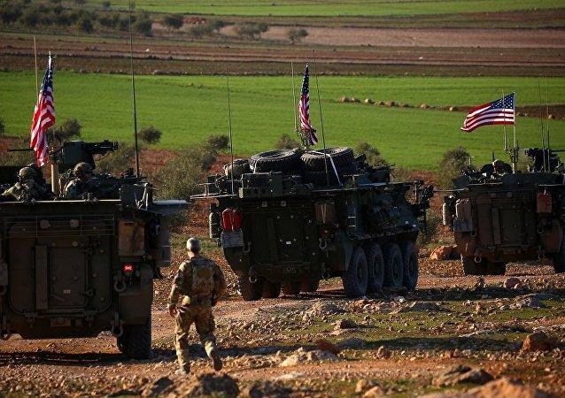 俄對外情報局將密切監視美國從敘利亞撤軍情況