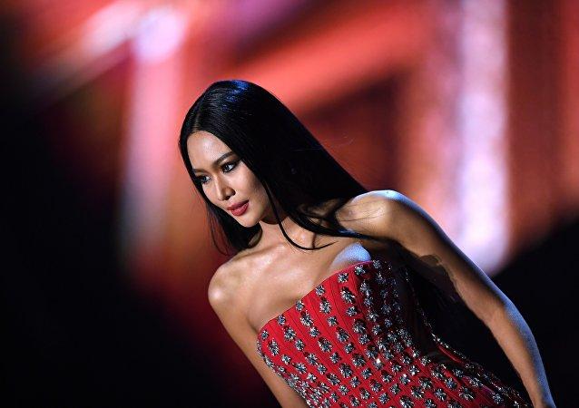 泰國女子 Sophida Kanchanarin