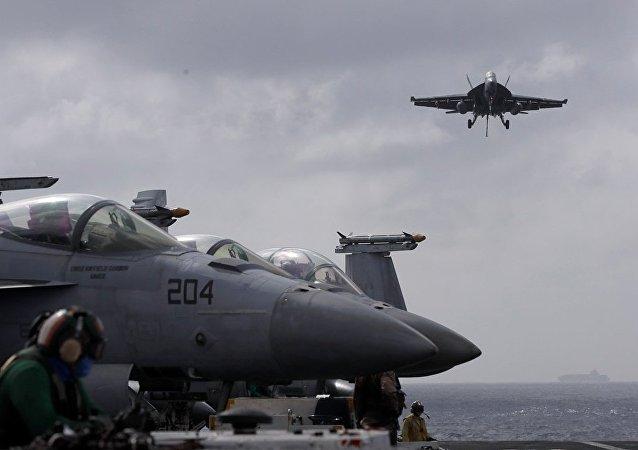 外媒:2019年美中兩國在南中國海的對峙將激化