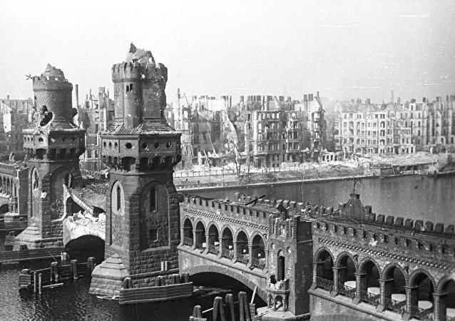 德國請俄羅斯歸還蘇聯的戰利品