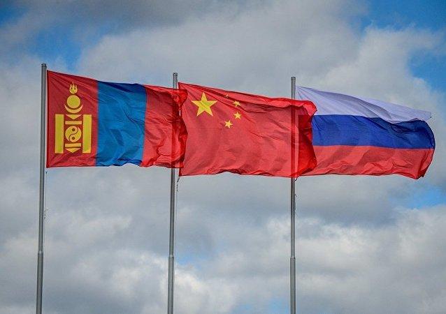 蒙古國外長:俄中經濟走廊將使我國成為亞太交通樞紐