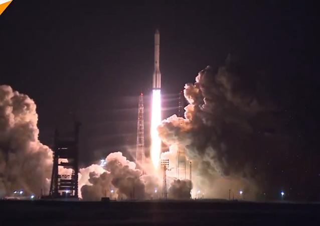 俄質子-M運載火箭
