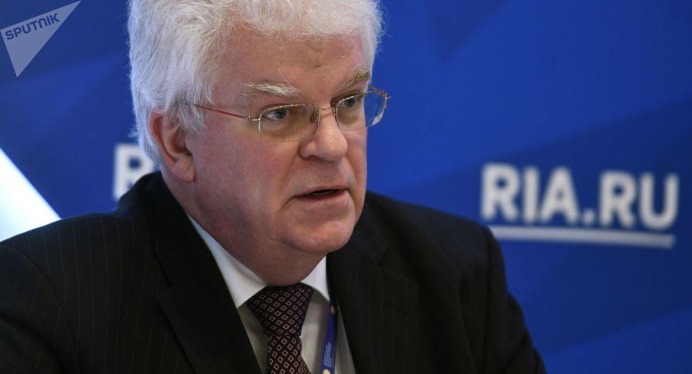 俄羅斯常駐歐盟代表奇若夫