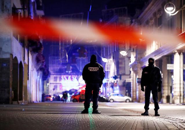 媒體: 在斯特拉斯堡槍手閃存中發現其宣誓效忠伊斯蘭國的視頻