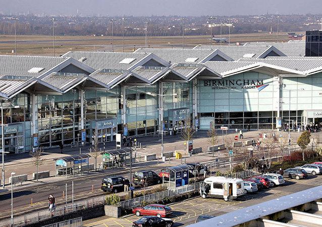 伯明翰國際機場