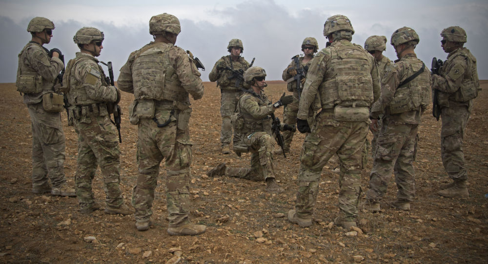 電視台:儘管美國宣佈撤軍 美軍或將留在敘利亞南部