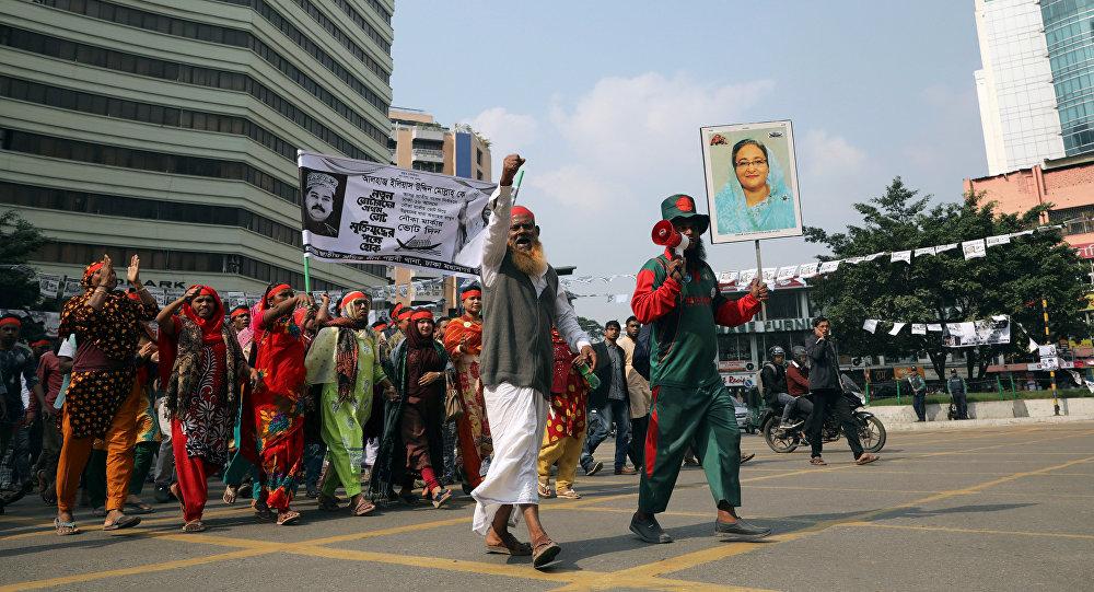 媒體:孟加拉國民議會選舉當日至少12人死於暴力衝突