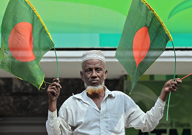 印度在孟加拉國與中國競爭中失利