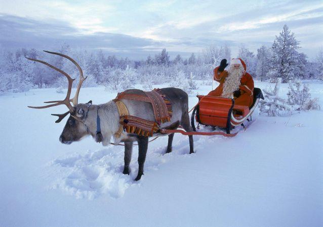 聖誕老人已在全球送出超30億份禮物