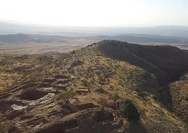 烏茲別克斯坦發現類似長城
