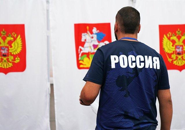 莫斯科憲法修正案投票站已經開放