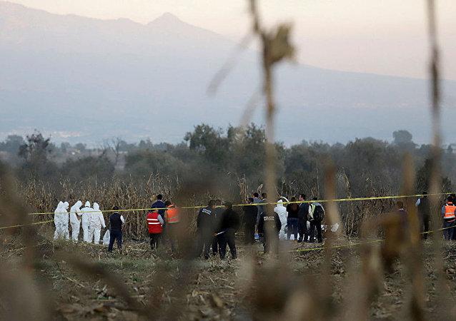 媒體:智利空軍在失事飛機搜尋區域內發現遇難者遺體