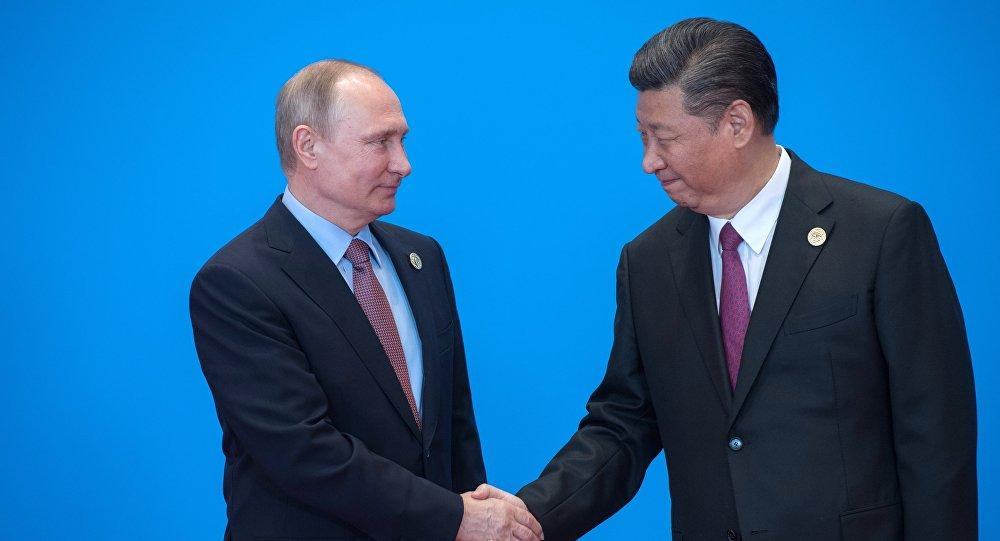 克里姆林宮發佈消息稱,普京6月5日將與習近平舉行會晤