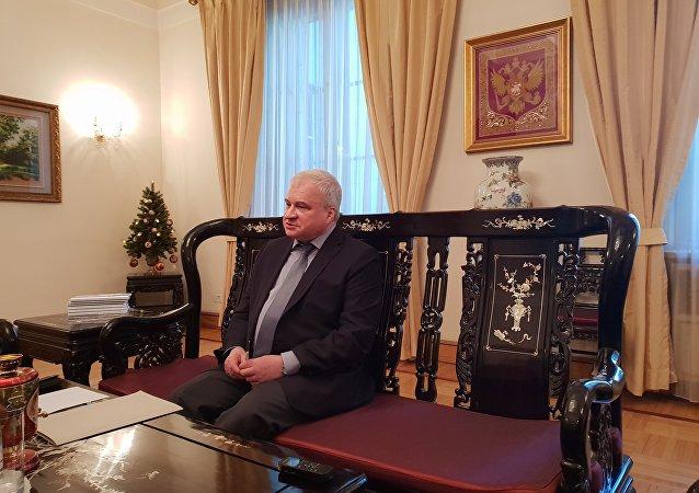 俄駐華大使:俄聯邦駐哈爾濱總領事館或於2019年春開放