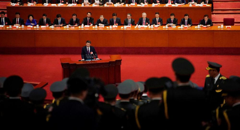 中共中央總書記、國家主席、中央軍委主席習近平
