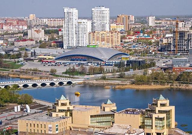 俄車里雅賓斯克推出中文版城市旅遊手冊