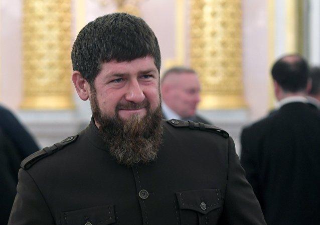 卡德羅夫呼籲讓普京當俄羅斯終身總統