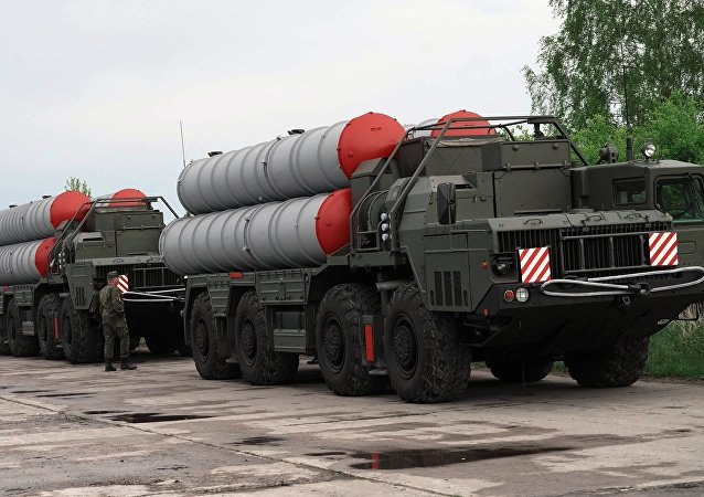 S-400導彈系統