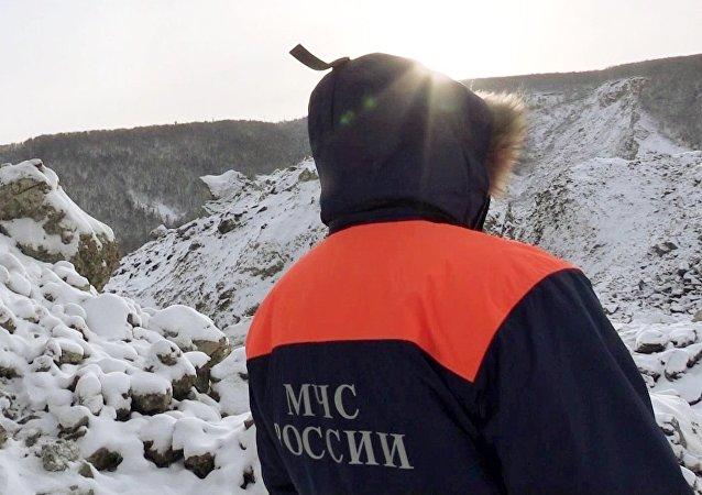 俄哈巴羅夫斯克邊疆區雪崩事故最後一名幸存者被找到