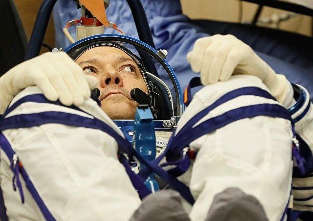 俄羅斯宇航員奧列格∙科諾年科