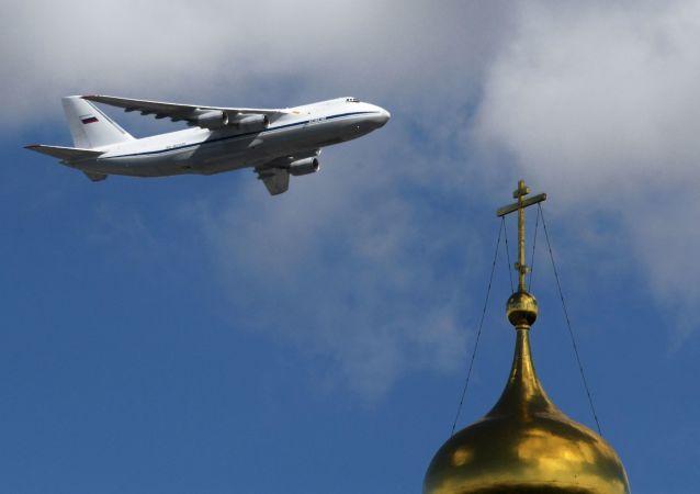 俄羅斯開始著手建造替代安-124魯斯蘭的飛機