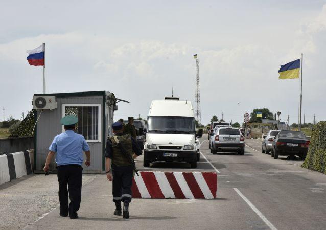 俄烏邊境,克里米亞