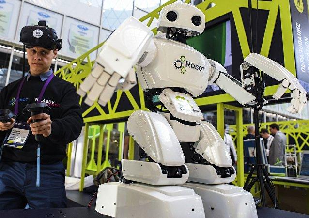 俄羅斯到2035年將出現機器人培訓院校