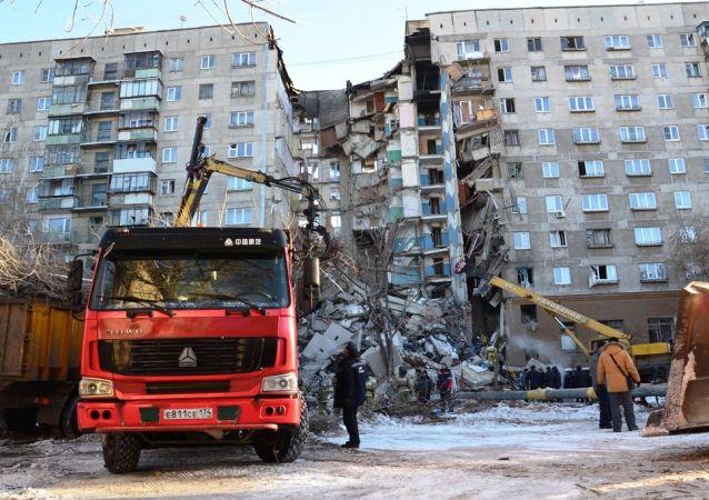 俄車里雅賓斯克州衛生局:燃氣爆炸事件所有入院傷者情況穩定
