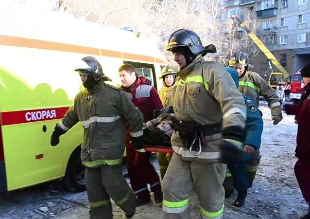 俄緊急情況部:諾里爾斯克選礦廠發生坍塌