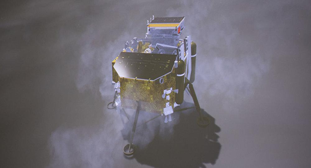 「嫦娥-4」號探測器
