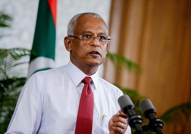 馬爾代夫總統薩利赫