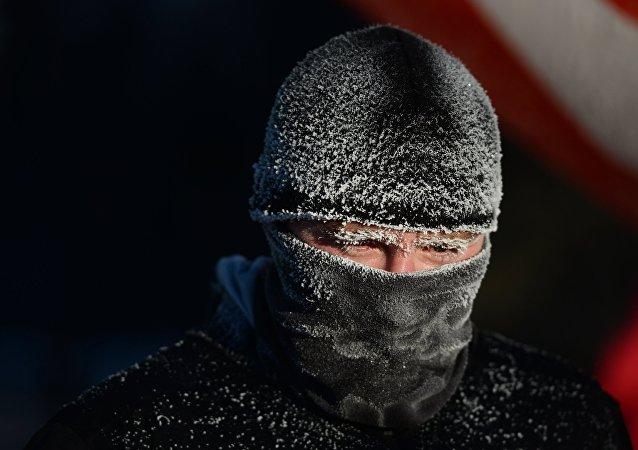 在雅庫特共和國將舉行零下45度條件下的國際馬拉松