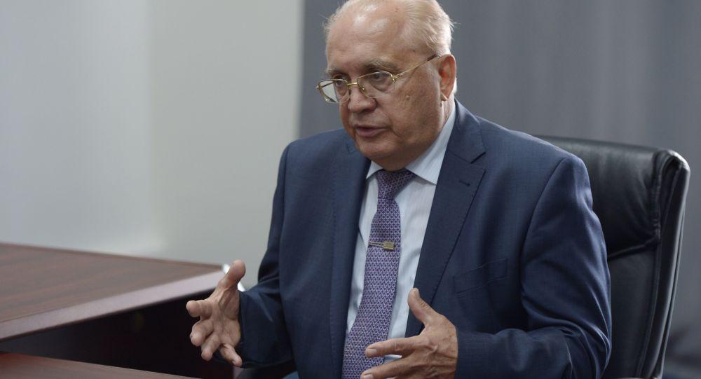 莫斯科國立大學校長:俄中建交70年來教育合作不斷加強