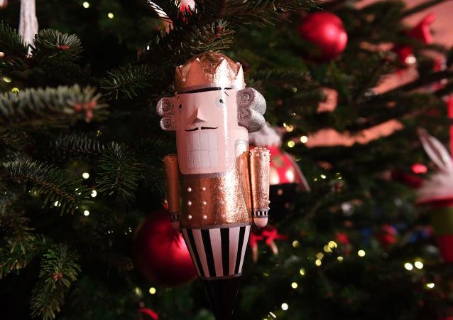 「胡桃夾子」聖誕裝飾