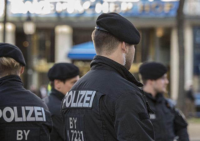 德國斯圖加特市中心發生騷亂19名警察受傷