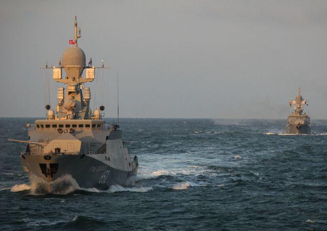伊朗海軍司令:伊朗與俄羅斯將在裡海舉行聯合海軍演習