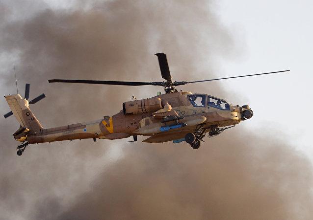 以軍 AH-64 直升機