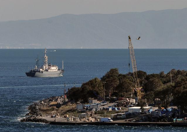土耳其通報俄籍船長在達達尼爾地區死亡