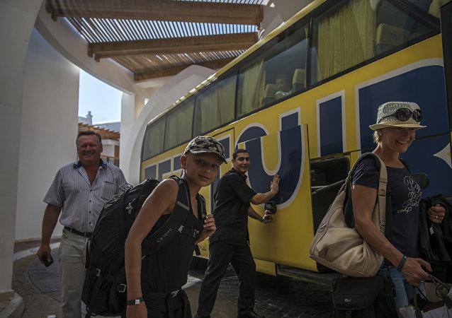 俄羅斯Tez Tour旅遊公司從1月27日停止發送俄旅遊團去中國
