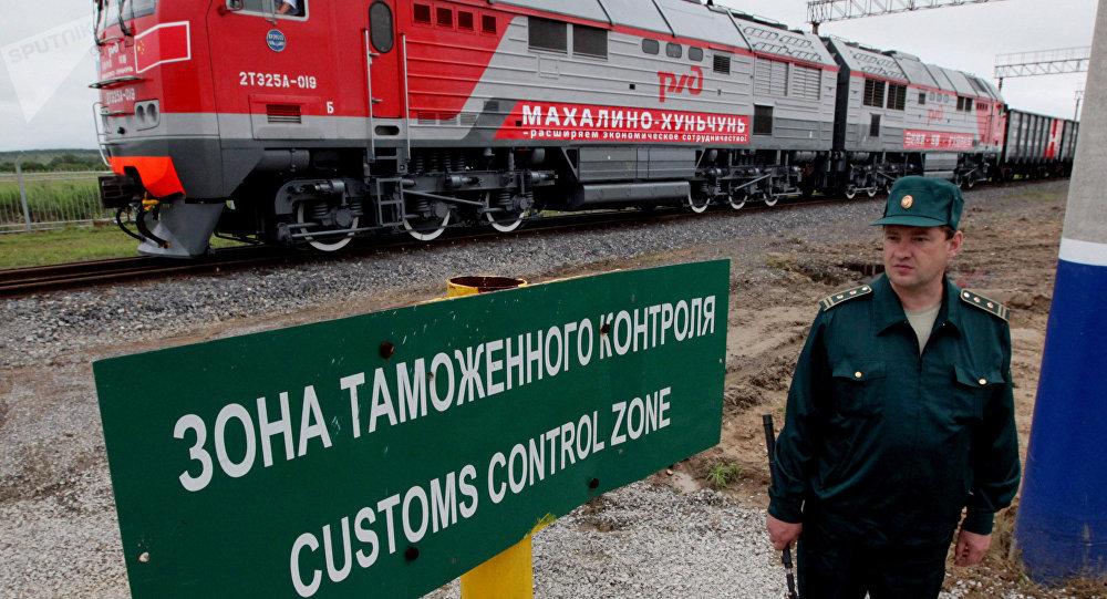 吉林琿春跨境電商對俄羅斯出口各類貨物超過200噸