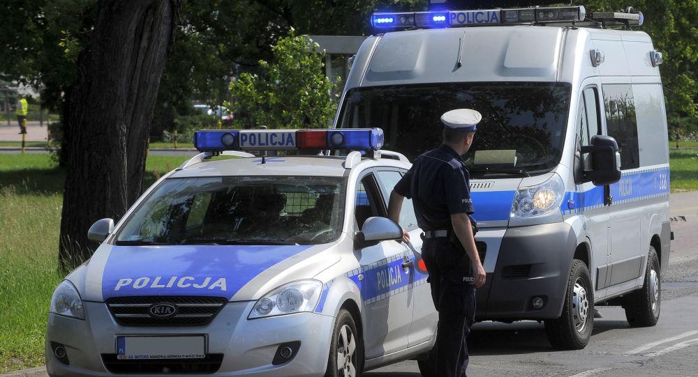 烏波邊界上一名試圖偷運火炮的烏克蘭人被捕