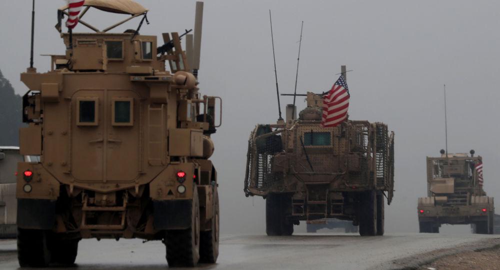 從敘利亞撤出的美軍