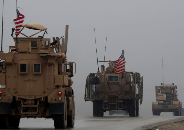 俄羅斯呼籲美國立即從敘利亞阿特坦夫地區撤軍