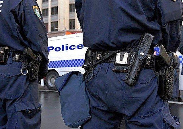 澳大利亞警察